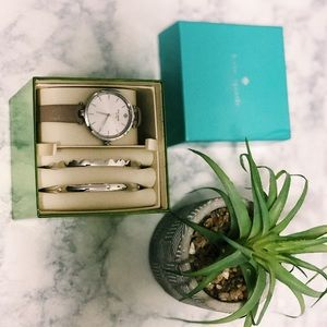 NWT Kate spade watch gift set